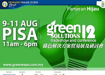 Green Solutions Tradeshow and Conference 2012